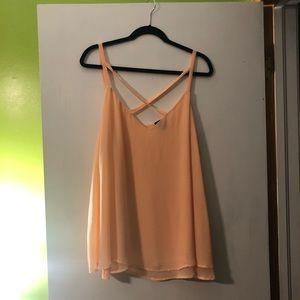 Torrid Peach Camisole